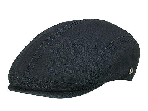 Göttmann Orlando Sommercap Sportmütze mit UV-Schutz aus Baumwolle - schwarz 57