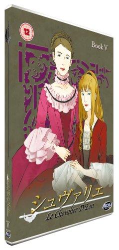 le-chevalier-deon-vol5-dvd