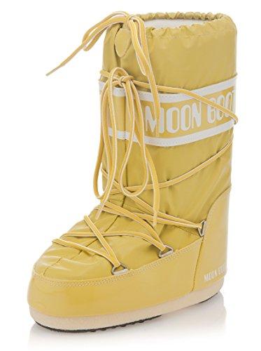 Moon Boot, Boots Damen-Bang! Gelb - Gelb
