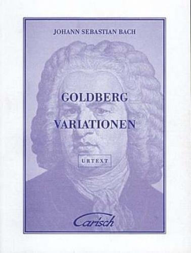 Descargar Libro Johann Sebastian Bach: Goldberg Variationen, for Cembalo (Urtext Collection) de Johann Sebastian Bach