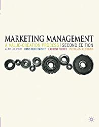 Marketing Management: A Value-Creation Process (English Edition)