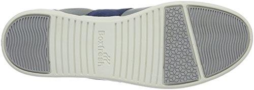 Boxfresh Herren Finit Sh Lea / Bnyl Lt Gry / Ind Sneakers Grau (grau)
