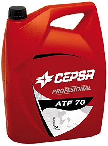 CEPSA 548363073 ATF 70 Huile Minérale pour Transmissions et Boîtes Automatiques, 5 L pas cher