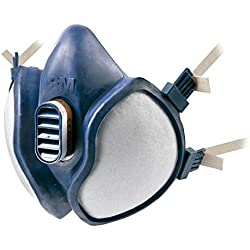 3M 4251 - Máscara FFA1P2 R D, Certificado de seguridad EN