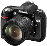 Nikon D70 Digital SLR Camera Body Only