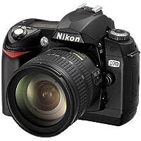 Nikon D-70 Digitale Spiegelreflexkamera (6,1 Megapixel) nur Gehäuse