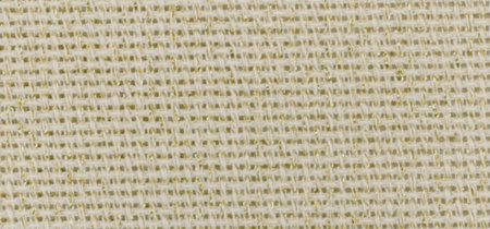 Aida Needlework Metallic Fabric 14 Count 14\
