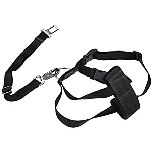 Trixie 1292 Auto-Safety Harness, L: 70-90 cm