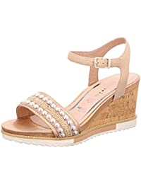 schöne Schuhe klassische Passform neuesten Stil von 2019 Suchergebnis auf Amazon.de für: Tamaris Sommerschuhe - Pink ...