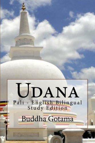 Udana: Pali - English Bilingual Study Edition