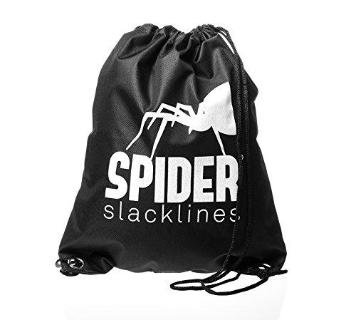 SPIDER SLACKLINES TRAINING line 18m klettern jonglieren - 4