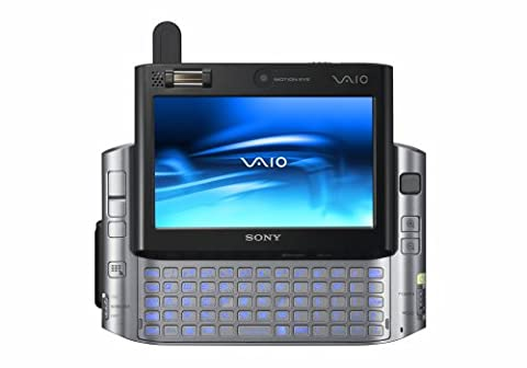 Sony VAIO VGN-UX380N - Core Solo U1500 / 1.33 GHz ULV - Centrino - RAM 1 GB - HDD 40 GB - GMA 950 - WLAN : Bluetooth, 802.11a/b/g - fingerprint reader - Vista Business - 4.5