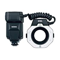Sigma EM-140 DG EO-ETTL Macro Flash For Canon SLR Cameras