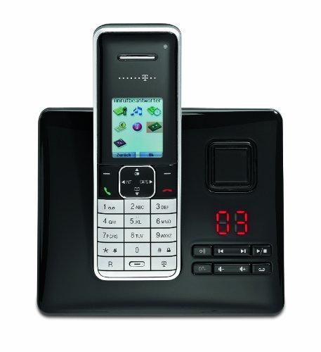 Deutsche Telekom Sinus A503i Telefon schwarz/silber