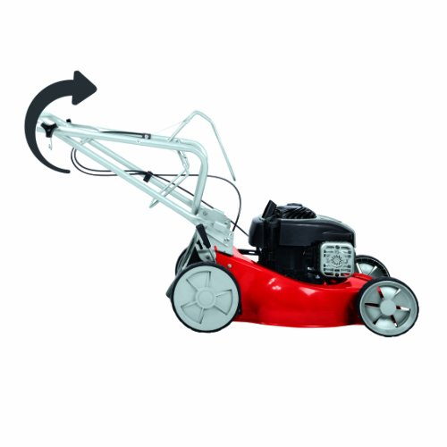 Einhell GC-PM 46/1 S B&S Self Propelled Petrol Lawnmower with a Briggs and Stratton Engine – Red