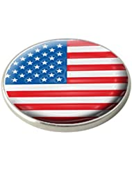 UNITED STATES OF AMERICA USA GOLF BALL MARKER