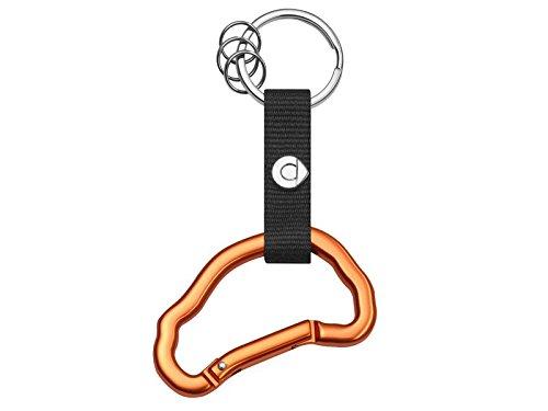 Preisvergleich Produktbild Smart Fortwo Karabinerhaken Schlüsselanhänger