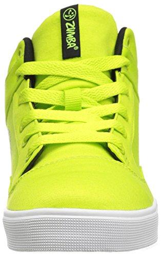 Zumba Footwear Mädchen Street Fresh Hallenschuhe, Grün (Green), 39 EU - 4