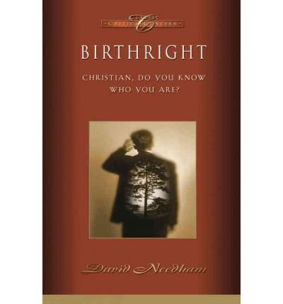 Birthright: Christian, Do You Know Who You Are? (Classic Critical Concern) (Paperback) - Common