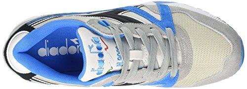 Diadora Unisex-Erwachsene N9000 Nyl Pumps Multicolore (C6119 Azzurro Angelo/Azz Citta Marin)