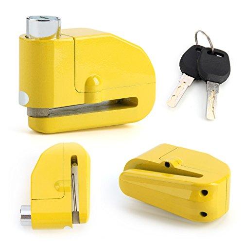 AllRight Motorbike Disc Lock Anti Theft Lock Bike Lock Alarm