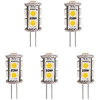 HERO-Tower T3 Pin a LED G4 Base Pin, Bi-Xenon JC-Lampadina