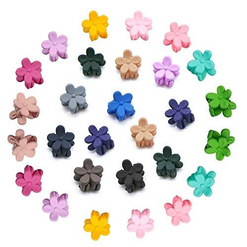 (Kinder-Haarschmuck Mix-Farben-Blumen-Haarklemme-Baby-Hairpin (60 Stücke))