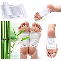 Fußflicken, Entgiftung fördert die Durchblutung, Schlaf und lindert Müdigkeit, Bambus-Fußpolster preisvergleich bei billige-tabletten.eu