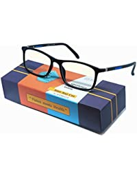 Aferelle® Silvercare Anti-Glare Computer protection Blue Ray Cut UV 420 eyeglasses (Healthy|medium)