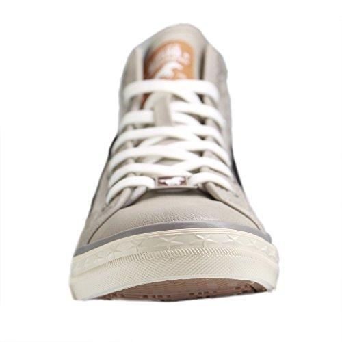 Mustang 1146-507-4, Sneakers Hautes Femme Grau (22 hellgrau)