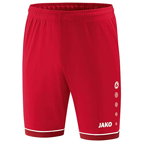 JAKO Herren Sporthose Competition 2.0 rot/weiß XS im Preisvergleich