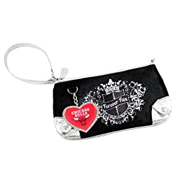 NBA Chicago Bulls Sport Luxe Fan Wristlet
