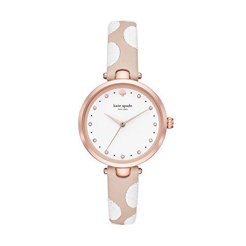 Kate Spade Holland Reloj de Mujer Cuarzo 34mm Caja de Acero KSW1450
