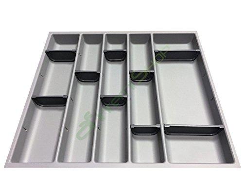 PP90-R Portaposate cassetto cucina 90 regolabile Lube Scavolini
