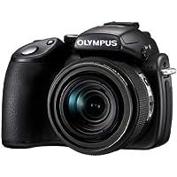 """Olympus SP-570 UZ appareil photo numérique Bridge 10 Mpixels Grand Angle Zoom 20x 2,7"""" Plein soleil Double stabilisation"""