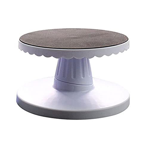 Zhhlaixing Cake Pastry Cookie Icing Decorating Tilting Turntable