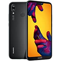 "Huawei P20 Lite 4G Negro - Smartphone (14,8 cm (5.84""), 4 GB, 16 MP, Android, 8.0, Negro)"