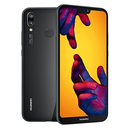 "Huawei P20 Lite 4G 64GB Black - Smartphones (14.8 cm (5.84""), 64 GB, 16 MP, Android, 8.0, Black)"