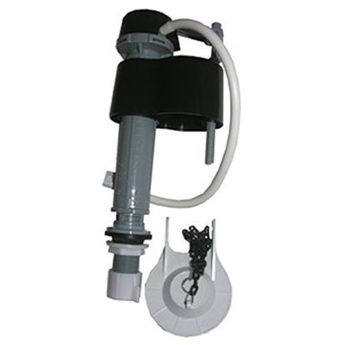 LASCO 04-4059WC-Schwimmerventil mit 1Magnus Kunststoff verstellbar-to13-inch Füllen Ventil Kit mit Refill Tube, Sattel und Flapper -