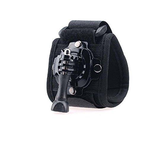dschlaufe, Handschlaufe Kamera Wrist Strap Kordel Kameragurt Handstrap mit 360° Drehung Handgelenk für Canon, Fujifilm, Nikon, Sony DSLR Fuji Gopro WII Switch Hero 1 2 3 3+ 4 ()
