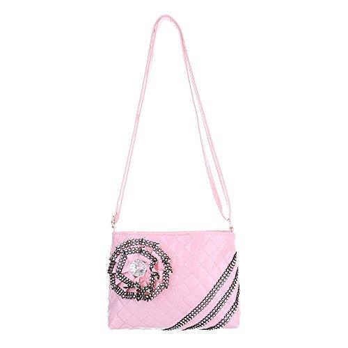 Ital-Design, Borsa a spalla donna Rosa