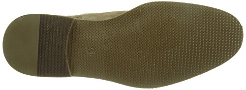Schmoove Broadway Perfos, Chaussures lacées homme Marron (Taupe/Tabacco)