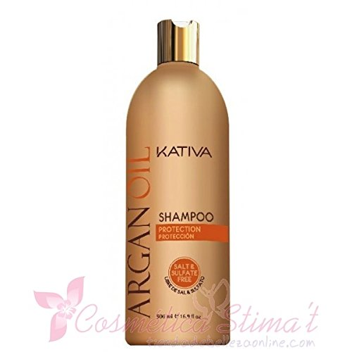KATIVA ARGAN OIL SHAMPOO 250 ML.