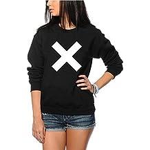 X - Jersey - varios colores y tamaños Unisex el sudor-camiseta de manga corta