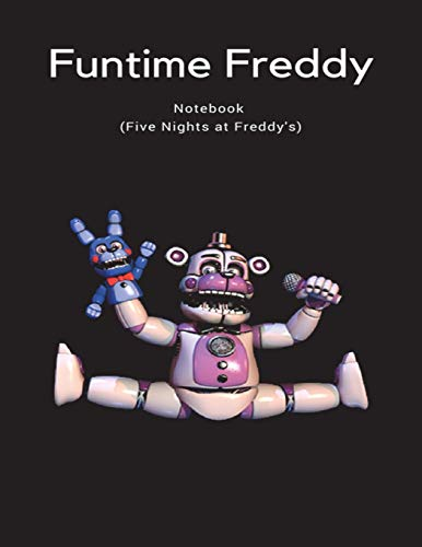 Funtime Freddy Notebook (Five Nights at Freddy's)