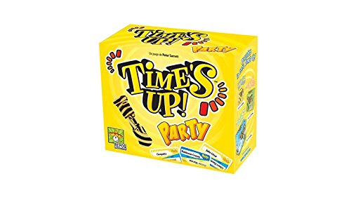 Time 's up. Party 1