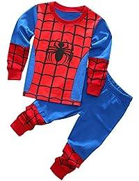 Amazing Spider-Man Kinder Hoodie Marvel Comics Jungen Und Mädchen Pullover Zweiteiler