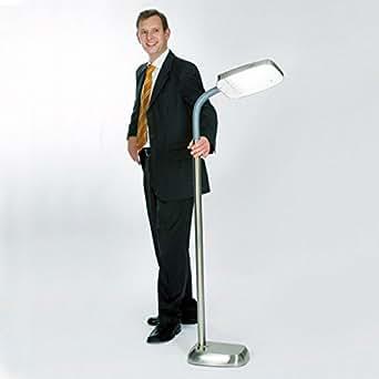 lux tageslicht vollspektrum stehlampe 70watt beleuchtung. Black Bedroom Furniture Sets. Home Design Ideas