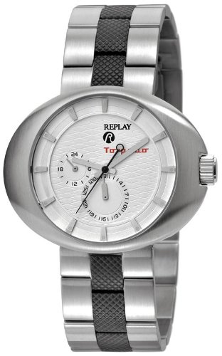 Replay Herrenuhr Quarz RM5202AH