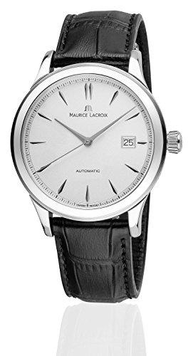 Maurice Lacroix les classiques Lc6098-ss001–130–1montre pour homme automatique classique & Simple